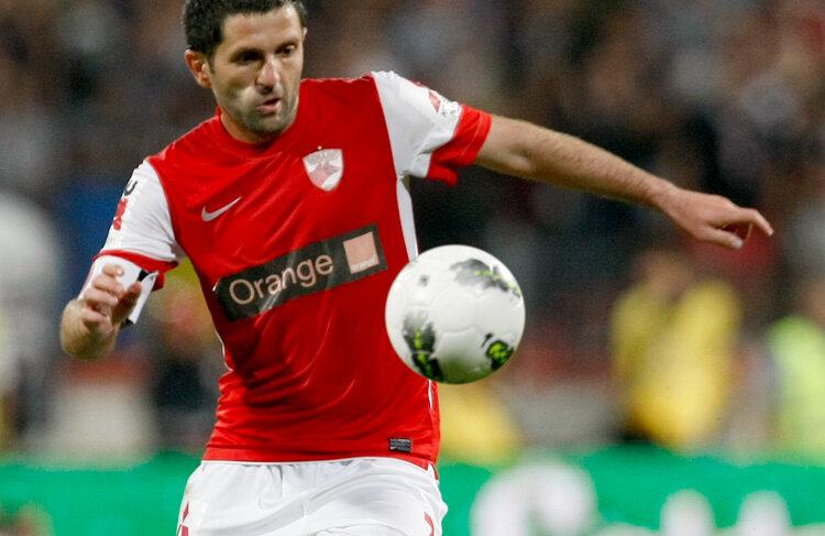 Cătălin Munteanu este cel mai bun pasator în acest sezon de Liga 1