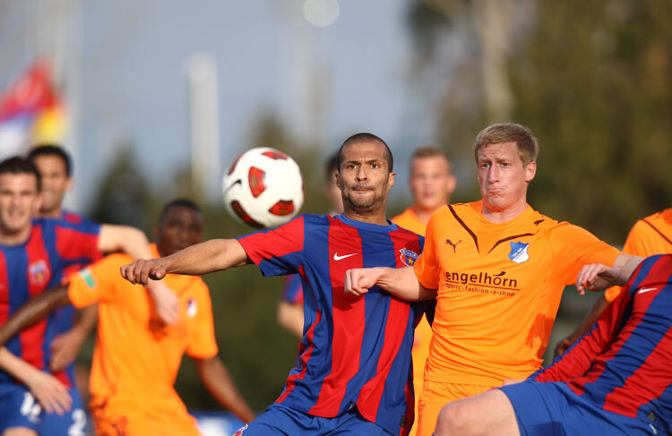 Steaua prezintă un mare interes și cînd joacă amicale. FOTO: Alex Nicodim