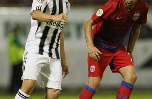 Cosmin Matei îi va întîlni pe stelişti îmbrăcat în tricoul lui Dinamo