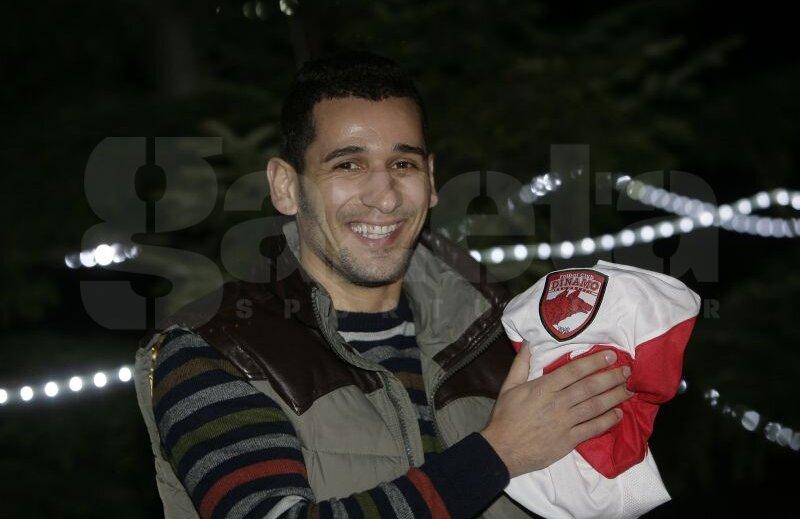 Dorinţa pusă în gînd în noaptea de Revelion i s-a îndeplinit fotbalistului în 10 zile