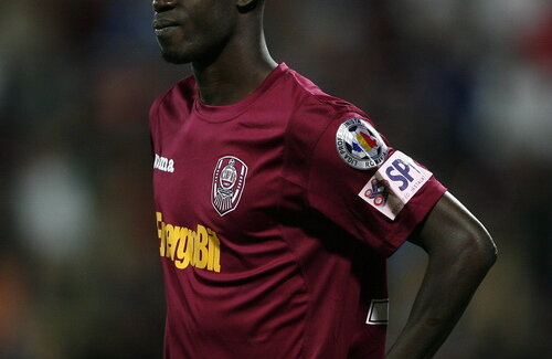 Modou Sougou e unul dintre cei mai rapizi jucători din Liga 1