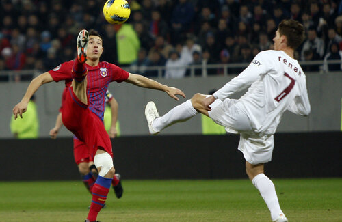 Prepelita a fost considerat unul dintre fotbaliştii de top din România