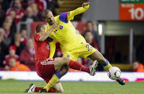 Geraldo Alves e unul dintre străinii cei mai de succes din istoria roş-albaştrilor, dar cariera lui în România e din nou în dubiu