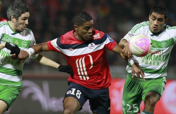 Precum colegii săi, Bănel a dezamăgit la Lille