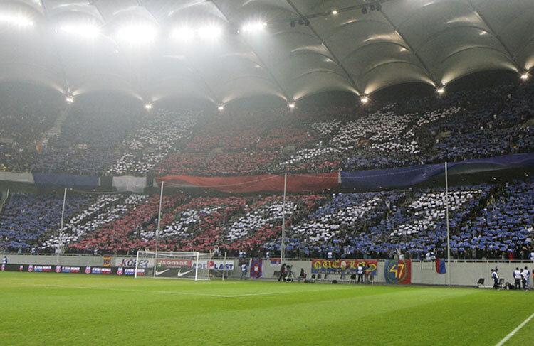 Pentru Steaua, Național Arena înseamnă condiții bune plus spectatori și bani mulți