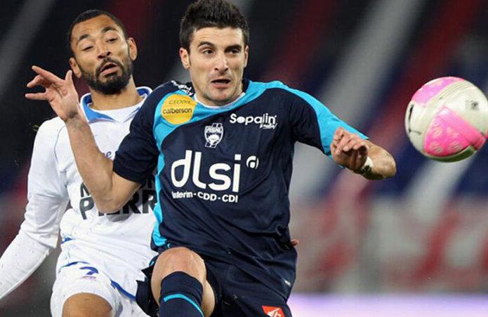 Daniel Niculae are 5 goluri şi două pase decisive la Nancy în acest campionat