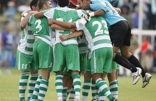 Voinţa Sibiu, la prima înfrîngere în Antalya: 0-3 cu KS Cracovia Krakow