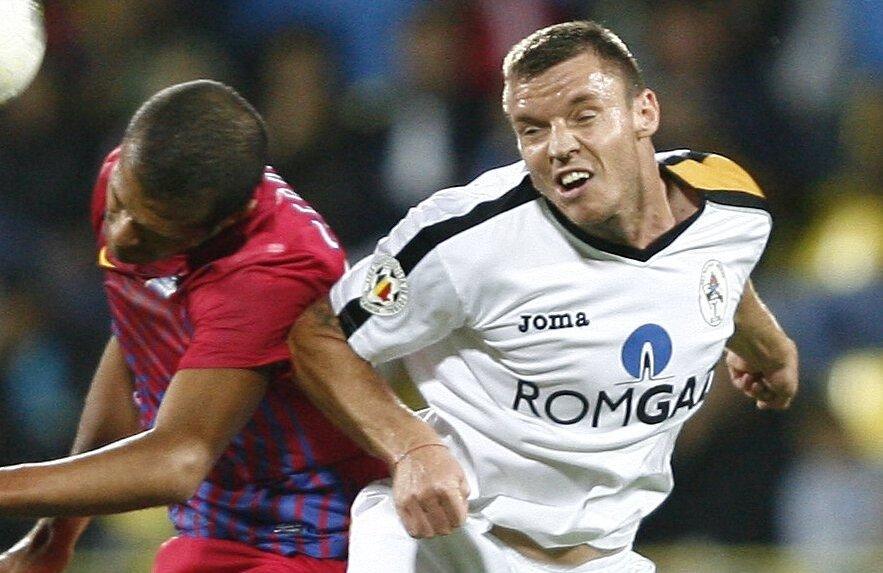 Cristi Bud vrea să intre în teren la finala Cupei României