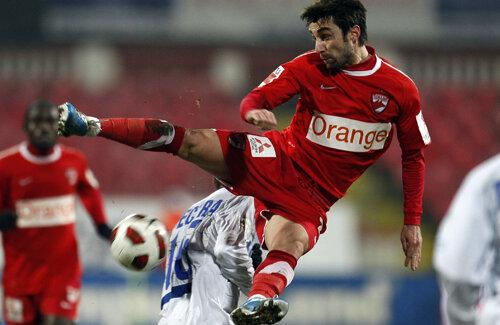 Bakaj a fost adus ca o vedetă la Dinamo, dar nu a confirmat aşteptările