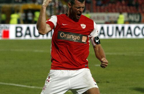 Marius Niculae este un produs sută la sută al clubului din Ştefan cel Mare