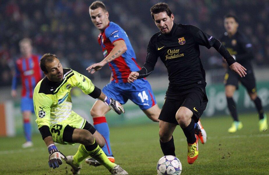 Lionel Messi e principala țintă a atacurilor adversarilor
