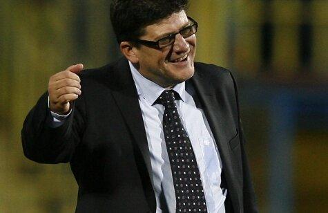 Cristi Pustai este cel mai vechi antrenor de  pe banca unei echipe din Liga 1.