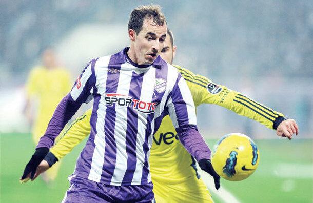 Stancu a marcat recent și în testul România - Uruguay 1-1