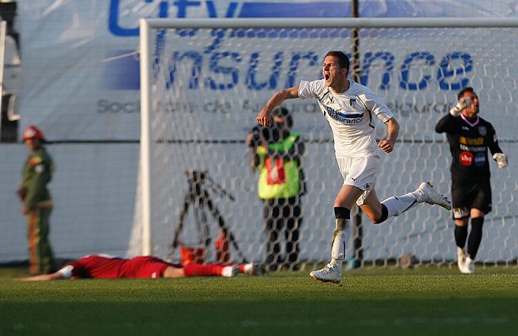 Sportul Studenţesc e invicibilă în 2012 Foo: Raed Krishan
