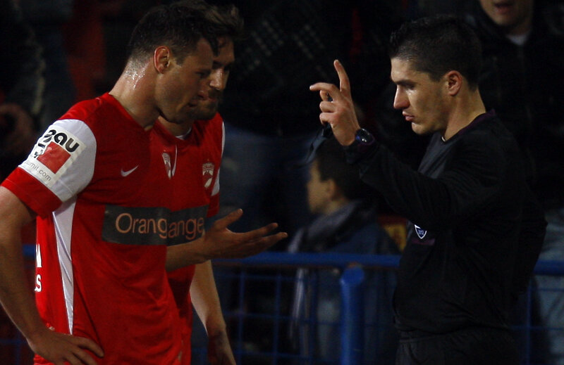 Kovacs l-a eliminat şi pe Marius Niculae