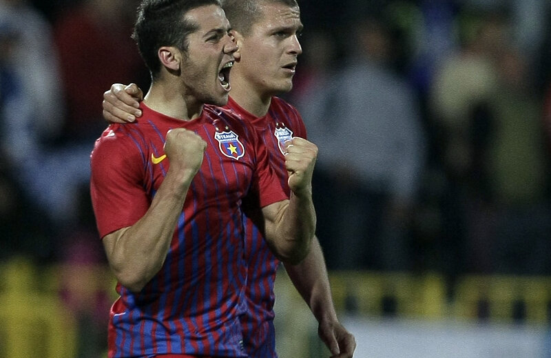 Chipciu a marcat golul de 4-1 în meciul cu Sportul.