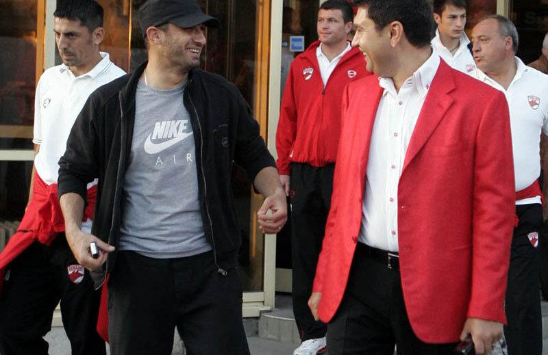 Relaţiile dintre Claudiu Niculescu şi Cristi Borcea s-au răcit în ultimii doi ani
