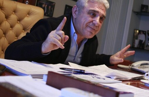 Giovanni Becali nu o vede prea bine pe Dinamo