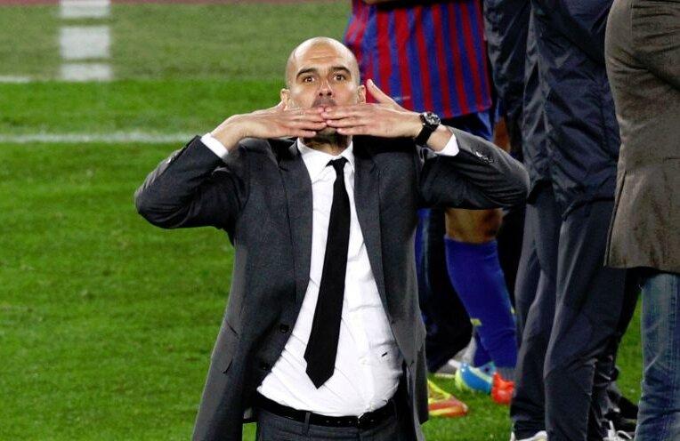 Guardiola s-a despărțit de Camp Nou printr-o festivitate emoționantă Foto: Mundo Deportivo
