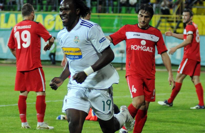 Cu tripla marcată în meciul cu Gaz Metan, Temwanjera a dus Vasluiul pe locul doi în clasament