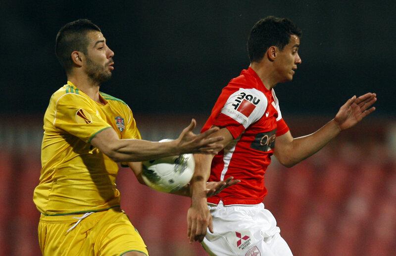 Marius Constantin a fost titular în ambele întîlniri Dinamo - FC Vaslui, cîştigate de moldoveni: 3-1 şi 1-0