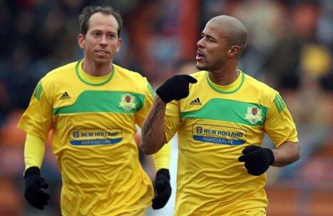 Wesley Lopez, atacant FC Vaslui și golgeterul Ligii 1