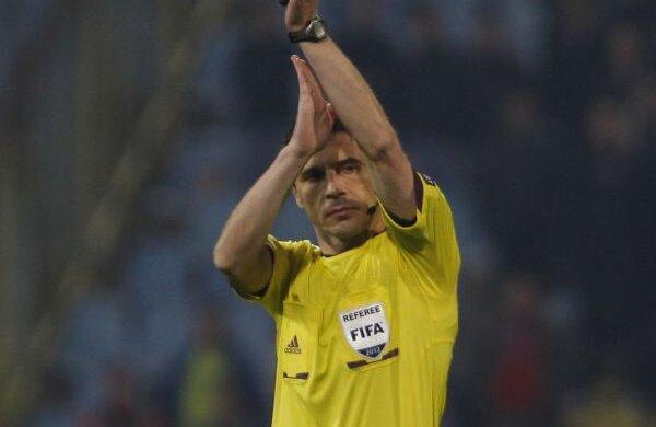 Milorad Mazici a fost primul arbitru străin care a condus un meci în Liga 1 în acest sezon, Steaua - FC Vaslui 0-1
