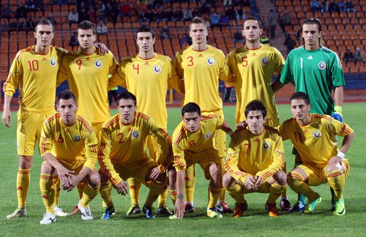 Naţionala U21 are nevoie de o victorie în meciul cu Slovacia