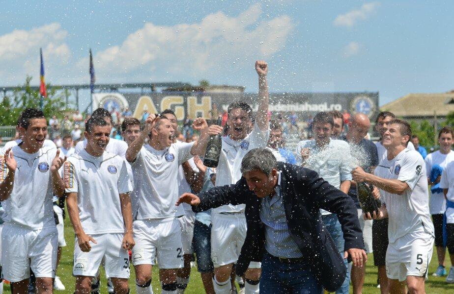 Viitorul Constanţa a promovat în Liga 1 foto: Alex Nicodim