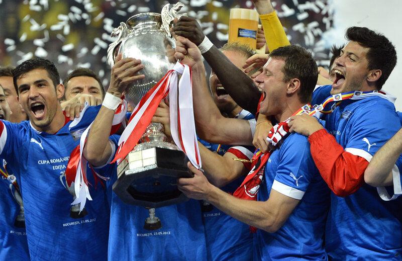 Dinamoviştii au plecat dezamăgiţi în turneul de pregătire din Austria