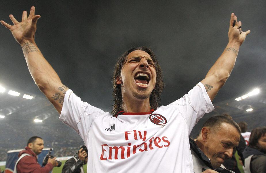 Lansat de Malmo, Zlatan a ieșit campion peste tot pe unde a jucat: Ajax, Juventus, Inter, Barcelona, Milan