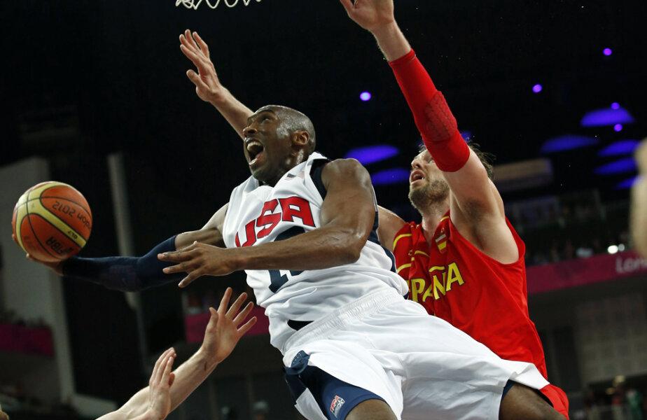 SUA, campioană la baschet masculin.