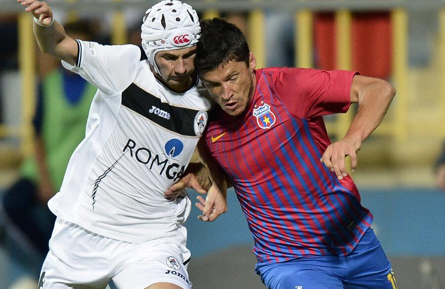 Astafei ar putea ajunge coleg cu Tănase la Steaua