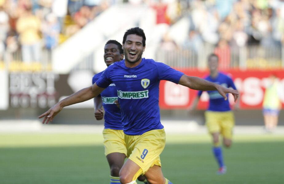 Hamza, golgeterul Petrolului din acest sezon