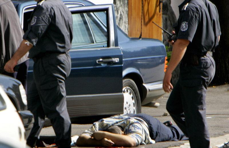 Încă o victimă a unui asasinat comandat în Bulgaria: Aleksandr Tasev, proprietarul lui Lokomotiv Plovdiv, ucis în 2007 // Foto: Reuters