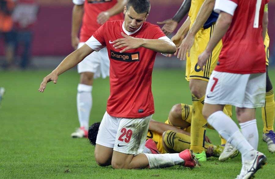 Dinamo a fost eliminată din nou din Europa încă din tururile preliminare.