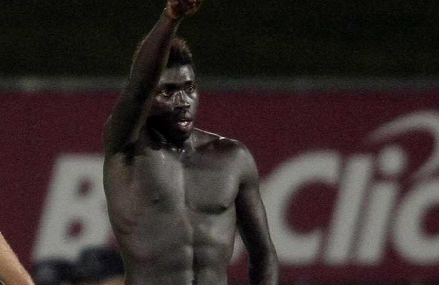 Yazalde Pinto, un atacant foarte curtat de echipele din Liga 1.