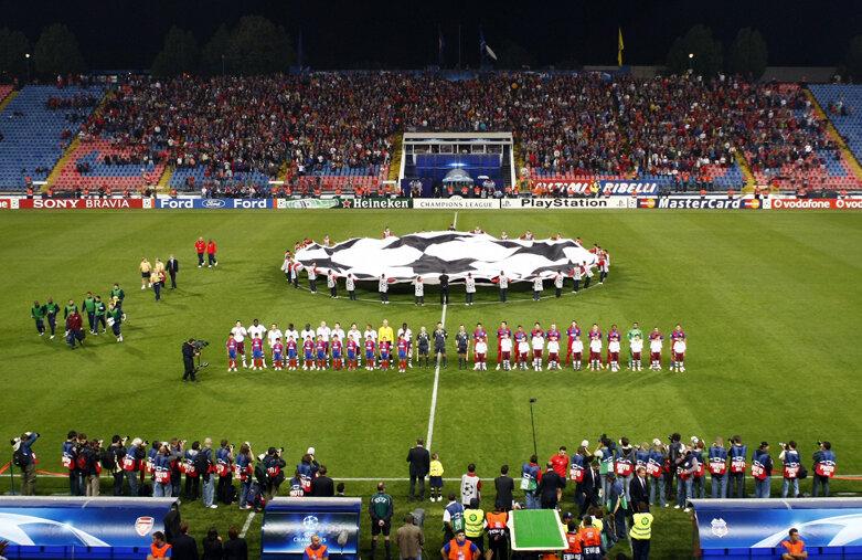 Steaua nu a mai jucat în Ligă de cinci ani.