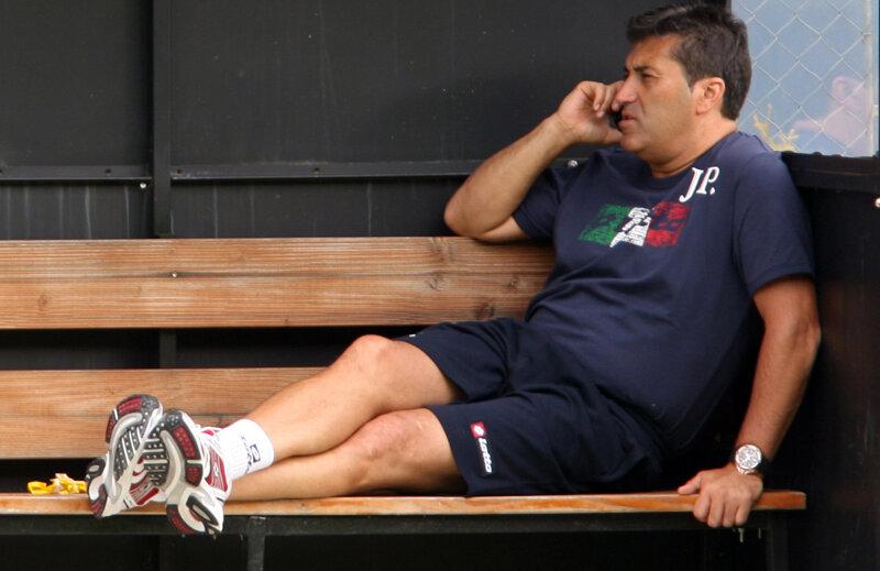 Jose Peseiro a încercat să ţină departe spionii înaintea meciului cu CFR Cluj