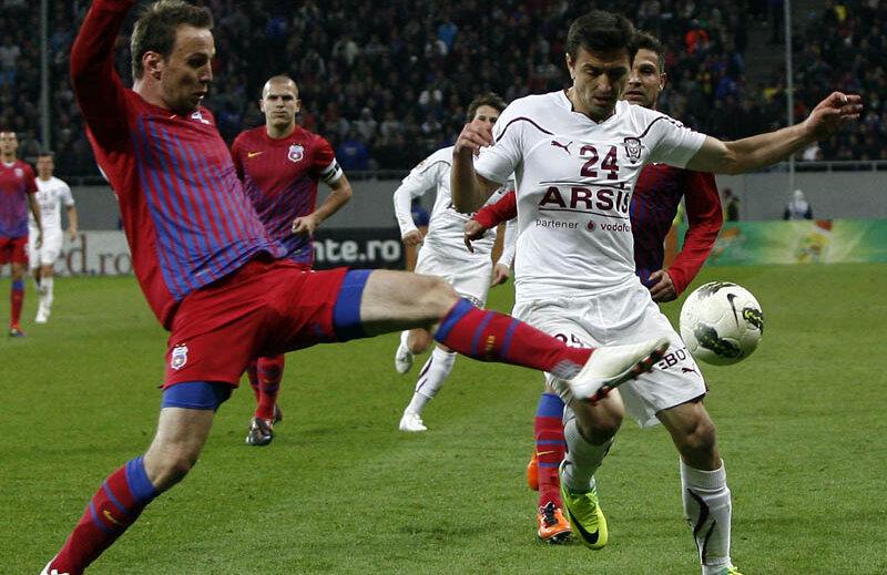 Steaua-Rapid din sezonul trecut a fost primul derby jucat pe Național Arena și s-a încheiat egal, 0-0