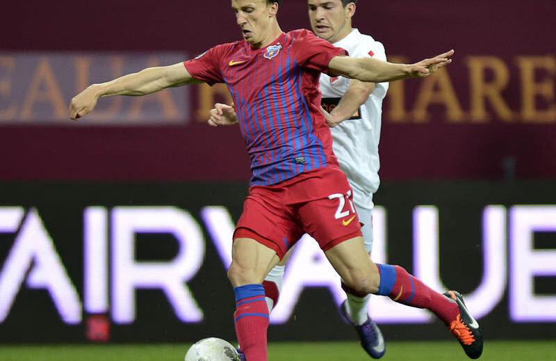 Chiricheș a fost integralist în 11 din cele 12 meciuri pe care le-a avut Steaua în acest sezon