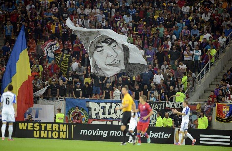 Steaua răsuflă uşurată: nu va primi sancţiuni de la UEFA.