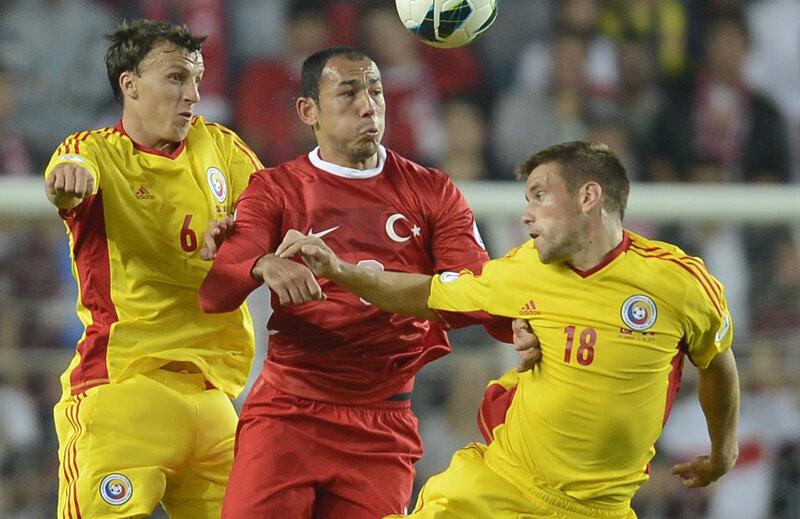 Chiricheş (nr. 6) şi Pintilii (18) au fost titulari şi în Turcia, şi cu Olanda