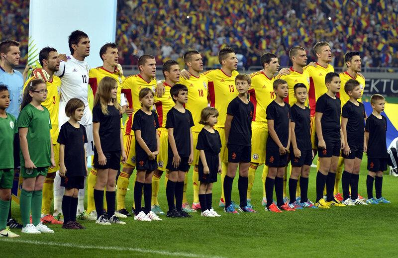 Tricolorii au avut o prestaţie mult mai modestă decît cea din meciul cu Turcia.