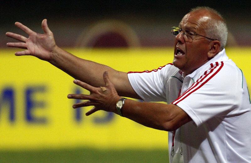 Sandor Egervari, 62 de ani, autorul ultimei revoluţii din fotbalul maghiar // Foto: Reuters
