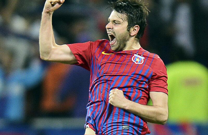 Rusescu (24 de ani) a costat-o pe Steaua doar 150.000 de euro, de aproape 10 ori mai puţin ca Mihai Costea
