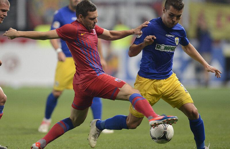 Adi Popa s-a adaptat rapid la Steaua, deși statutul lui nu mai e la fel de important ca la Chiajna