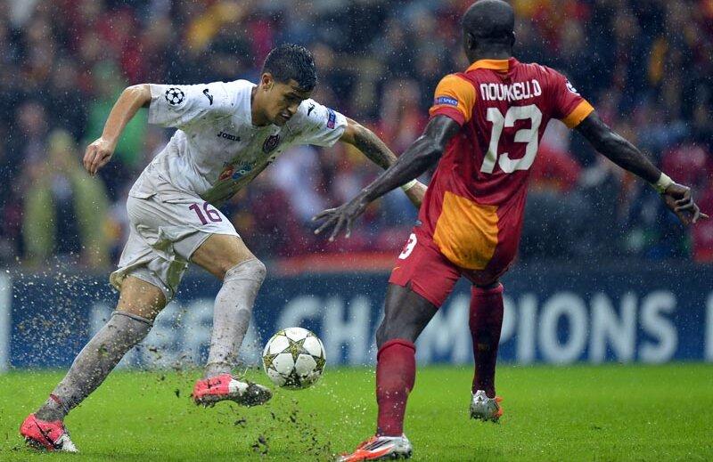 În urmă cu două săptămîni, ardelenii au scos un 1-1 eroic pe Turk Telekom Arena
