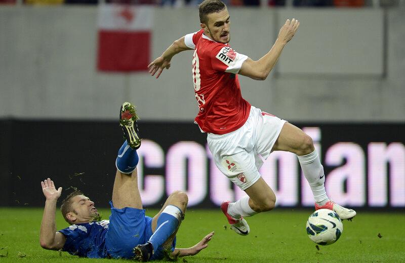 Dinamo ar vrea cel puțin 4 milioane de euro pe Alexe, care e în vizorul mai multor cluburi italiene şi ruseşti