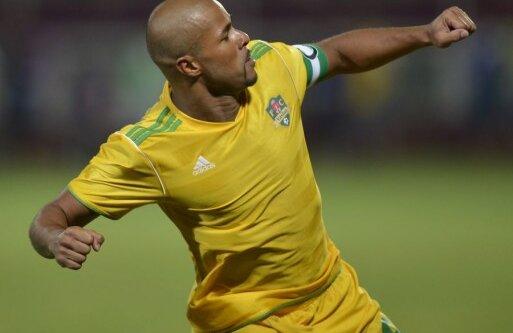 Cît timp a jucat în Liga 1, Wesley a marcat împotriva a 25 de echipe